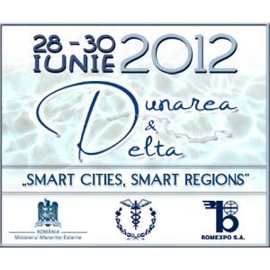 Dunarea si Delta. DUNAREA & DELTA 2012 la final Un eveniment complex, dedicat dezvoltarii urbane a macro-regiunii Dunarea