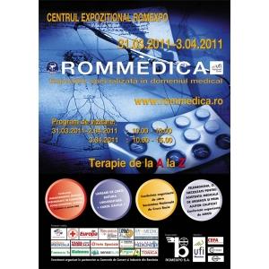 expoziţie internaţională specializată în domeniul medical. Expoziţie internaţională specializată în domeniul medical ROMMEDICA, organizată de Romexpo