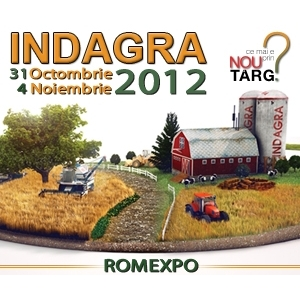 Alimenta. INDAGRA, ALIMENTA, EXPO DRINK&WINE si ALL PACK 2012 -  Un bilant peste asteptari.