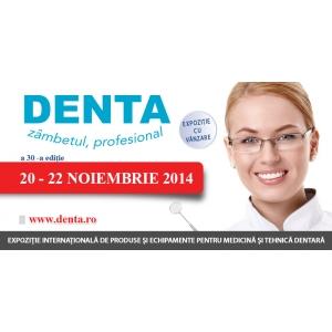 La ROMEXPO incepe DENTA – trei zile pentru medicina dentara