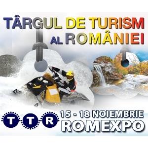 TTR. Pregatirile pentru deschiderea  targurilor TTR II si ROMHOTEL au intrat in linie dreapta!
