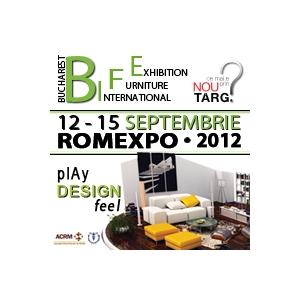 mobila la. Romexpo si Asociatia Clubul Roman de Mobila va invita la targul de mobila BIFE 2012
