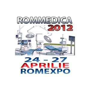 Rommedica. ROMMEDICA 2012 Expozitie internationala dedicata specialistilor din sectorul medical si farmaceutic