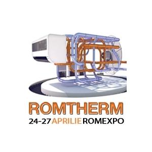 Romtherm. ROMTHERM 2012 Expozitie internationala pentru echipamente de incalzire, racire si de conditionare a aerului
