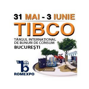 TIBCO. TIBCO 2012, Targul intregii familii 31 mai – 03 iunie Romexpo, Bucuresti