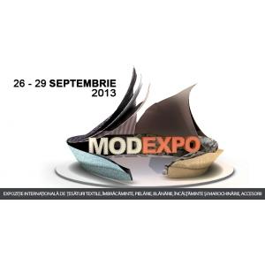 modexpo. Toamna se numara tendintele in moda - la MODEXPO 2013!