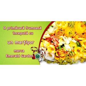 www emeraldgarden ro. 1 martie si 8 martie cu www.emeraldgraden.ro
