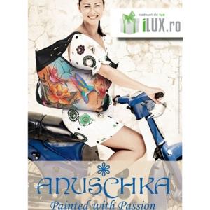 anuschka. genti din piele naturala pentru femei Anuschka
