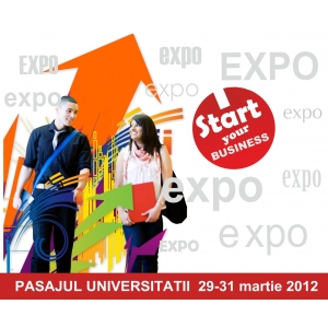 Pikaso. Start your business - Pasajul Universitatii