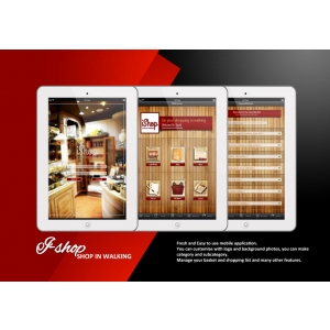 aplicatii. promote shop mobile