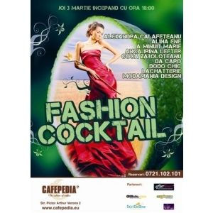 fashion cocktail. Fashion Cocktail by Cafepedia