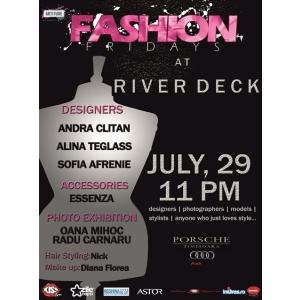 editia a doua. fashion fridays 29 iulie