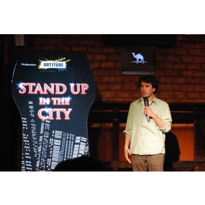 centre de cost. Show de stand up comedy cu COSTEL