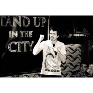 comedy. stand up in the city