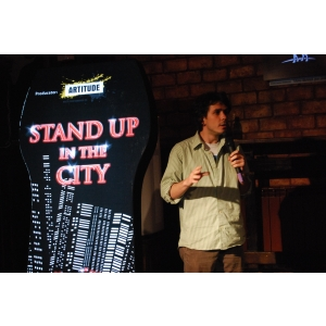 costel deko iasi. stand up in the city costel