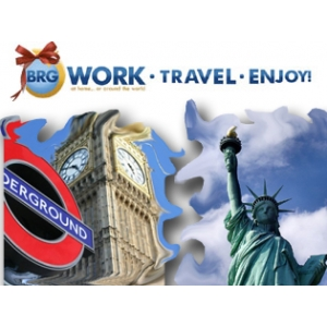 BRGwork travel enjoy