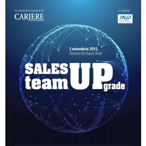 business sales. Sales Team UPgrade 2015