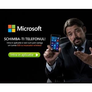 APPgrade Lumia 930 - aplicatia care vorbeste cu tine