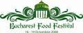 Program  Bucharest Food Festival 16-19 Octombrie
