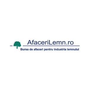 afacerilemn. AfaceriLemn.ro este cel mai mare portal Internet de afaceri al industriei lemnului din Romania, reprezentand interesele a peste 50 000 de cumparatori si producatori de produse din lemn!