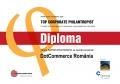 brd groupe societe generale. BRD - Group Societe Generale este câştigătorul  TOP Corporate Philanthropist lansat de Forumul Donatorilor din România