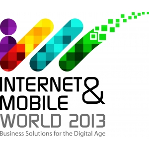 internet   mobile world. Internet and Mobile World 2013 - editie cu dubla anvergura