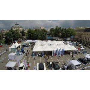 tehnologie. La București a început cel mai mare eveniment de tehnologie din țară