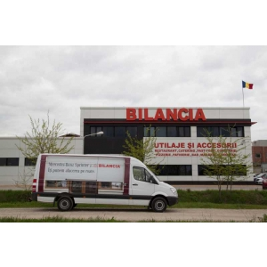 Mercedes-Benz Sprinter si Bilancia iti pun afacerea pe roate