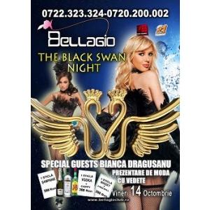 In club Bellagio coboara Lebada Neagra