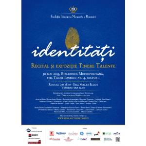 identitaty. Expozitia Identitati 2013 la Biblioteca Metropolitana Bucuresti