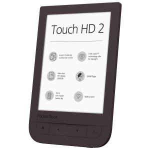 citit confortabil. PocketBook Touch HD 2 (PB631-2-X-WW)