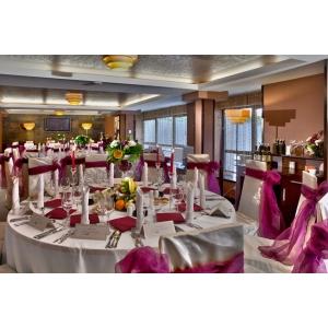 Restaurant Wellness Cuisine. Aranjament nunta!