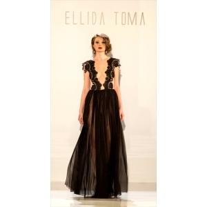 toma bonciu. Designerul român Ellida Toma și-a lansat prima colecție