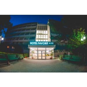Hotelul Favorit pentru organizarea cursurilor de formare profesionala, pe litoral