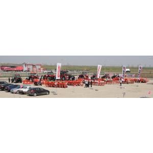 Slatina. Titan Machinery continua extinderea teritoriala alaturi de Maschio Gaspardo intr-o noua locatie la Slatina prin Starcon Agricultura.