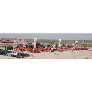 Titan Machinery. Titan Machinery continua extinderea teritoriala alaturi de Maschio Gaspardo intr-o noua locatie la Slatina prin Starcon Agricultura.