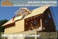 Structurile din lemn InTekWood la CAMEX Timisoara