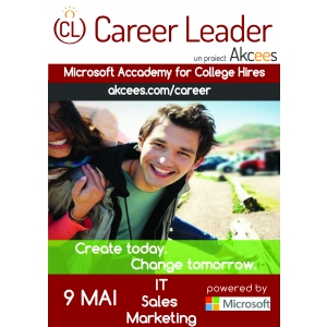career. Career Leader - Microsoft Academy of College Hires