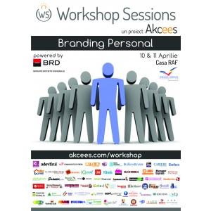 personal. Descoperă-ţi brandul personal la Workshop Sessions