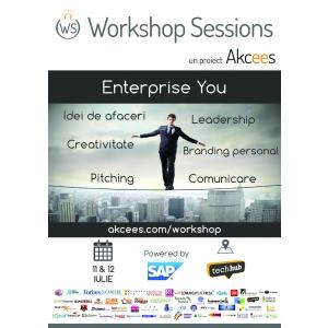 Descopera-ti potentialul antreprenorial la Enterprise You