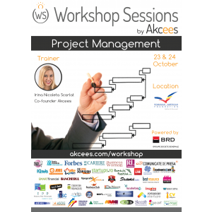 workshop sess. Workshop Sessions: Project Management 101