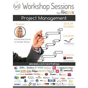 workshop sessions. Workshop Sessions: Project Management 101