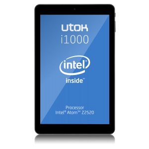intel atom. UTOK i1000 - tableta multimedia cu procesor Intel® Atom™