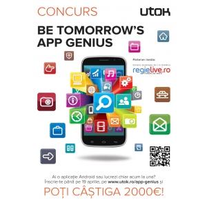 Be Tomorrow's App Genius