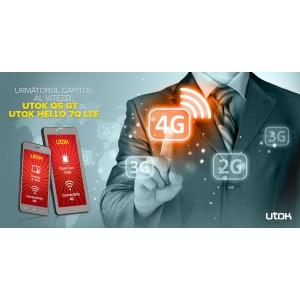 64-bit. UTOK Q5 GT si Hello 7Q LTE, urmatorul capitol al vitezei