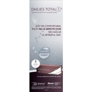 DAILIES TOTAL1® - Lentila de contact a anului !
