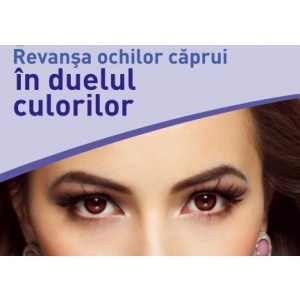FreshLook Illuminate. FreshLook ILLUMINATE - Revansa ochilor caprui in
