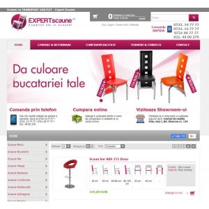 EXPERT-SCAUNE.ro, locul unde funcționalitatea întâlnește calitatea și designul