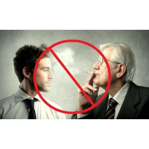 Spune NU fumatului pasiv