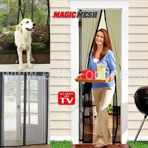 Plasa Magnetica Pentru Tantari Magic Mesh